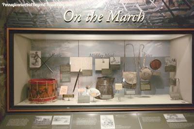 Gettysburg National Military Park Museum in Gettysburg Pennsylvania