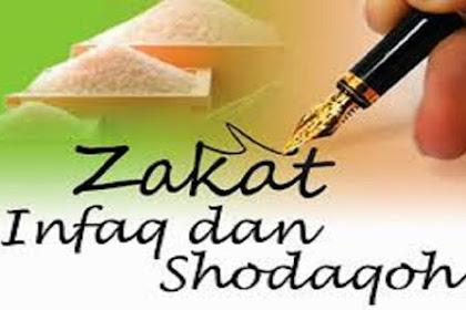 Definisi Perbedaan Antara Zakat dan Shadaqah