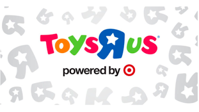 Tru Kids Brands™ (which are the new owners of the Toys R Us Brand) partnered with Target to provide their new online service.