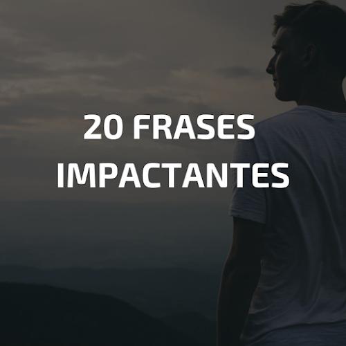 20 Frases Impactantes Para status - STATUS E LEGENDAS