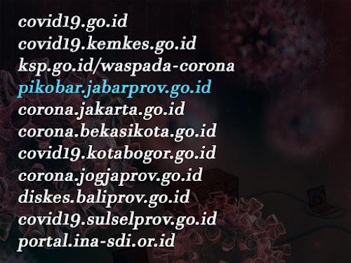 situs resmi covid19 indonesia