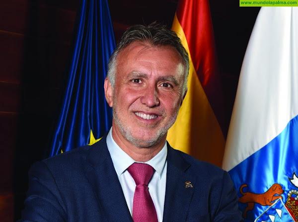 Ángel Víctor Torres considera un gran alivio para Canarias el paquete de medidas para sectores afectados anunciado por Gobierno de España con un fondo especial para las Islas