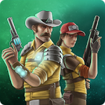 Space Marshals 2 1.6.5 MOD + DATA (Mod Ammo + Premium + Unlocked) APK For Android