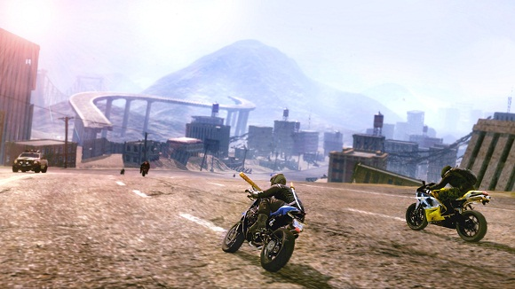 Road Redemption PC Full Version Screenshot 1
