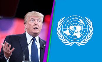 MUNDO: Trump se reunirá con varios líderes latinoamericanos en ONU para abordar la crisis en Venezuela.