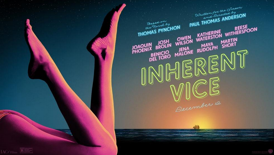 Inherent Vice banner