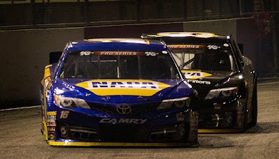 Todd Gilliland Edges Chris Eggleston For Roseburg Win - #NASCAR #KNWest