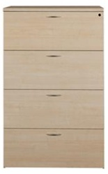 Cherryman Amber Lateral File Cabinet