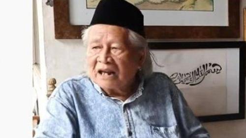 Klaim HRS Itu Satrio Piningit, Ridwan Saidi Juga Sebut Kerajaan Indonesia Fiktif, Bajak Laut, dan Brutal