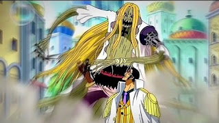 Fakta Basil Hawkins One Piece