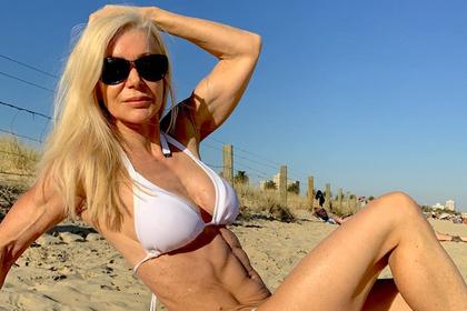 Австралийка Лесли Максвелл В Свои 63 года Работает Фитнес-Тренером