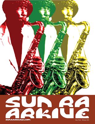 Sun Ra tenor saxophonist John Gilmore