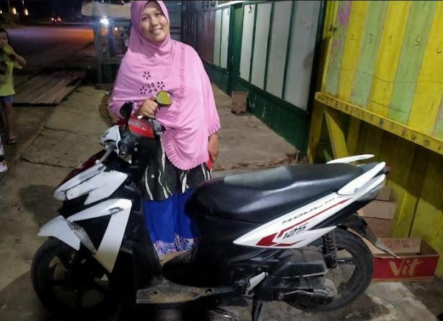Polisi Berhasil Amankan Motor Yang Dicuri di Jln Brawijaya Merauke