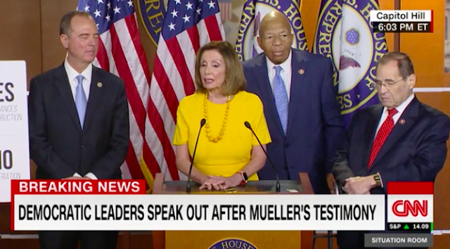 Democrats debate next steps on impeachment after Mueller hearings