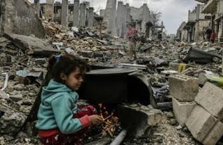 Bencana yang diakibatkan perang