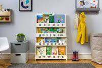 Tidy Books: libreria frontale per bambini
