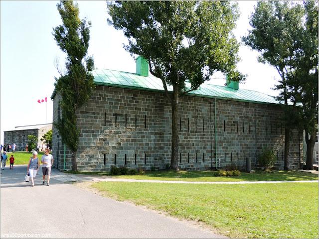 Prisión Militar de la Ciudadela de Quebec