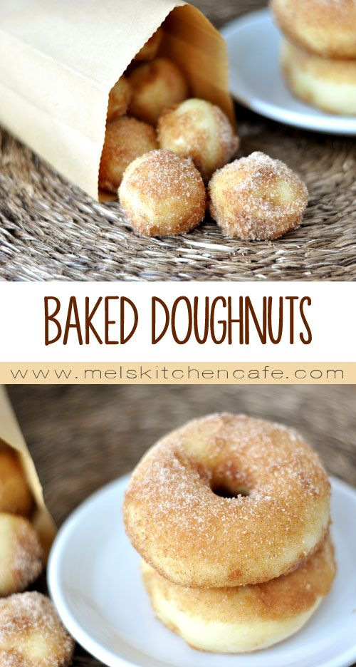 BAKED DOUGHNUTS #recipes #baking #bakingrecipes #food #foodporn #healthy #yummy #instafood #foodie #delicious #dinner #breakfast #dessert #lunch #vegan #cake #eatclean #homemade #diet #healthyfood #cleaneating #foodstagram