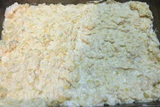 simple corn casserole, corn casserole recipe, awesome and easy corn casserole, corn casserole for the holidays, best creamy corn casserole