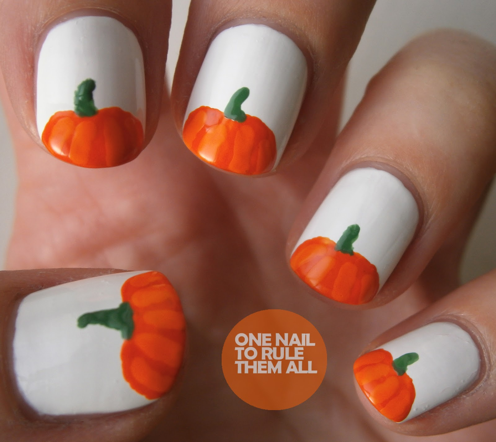 One Nail To Rule Them All: Pumpkins