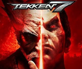 Download Game Tekken 7 PPSSPP Android ISO + Save Data Ukuran Kecil