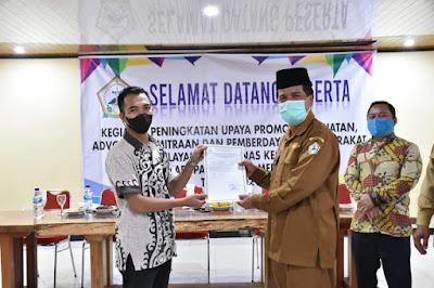 Ini Pesan Dailami, Dalam Rapat Persiapan MTQ Aceh Ke 35