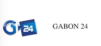 Fréquence chaine Gabon 24 chaine d'information en continue gabonaise et africaine