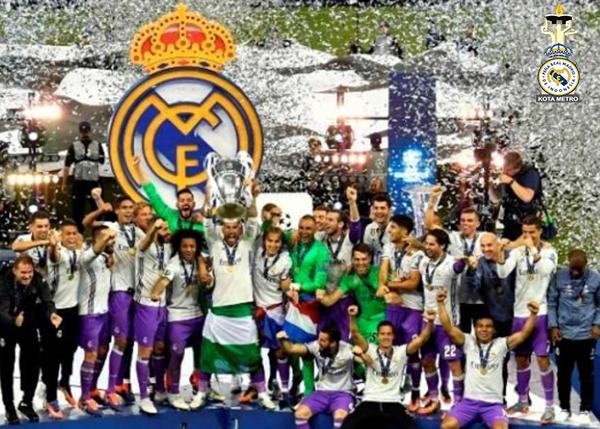 Tiga Kali Derita Barcelona yang Membuat Real Madrid Juara Liga Champions
