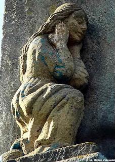 Św. Maria Magdalena, Boża Męka w Kornatce pow. myślenicki