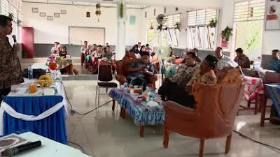 SMKN 1 Gunung Tuleh Gelar In House Training Bersama 3 SMK Negeri Terdekat