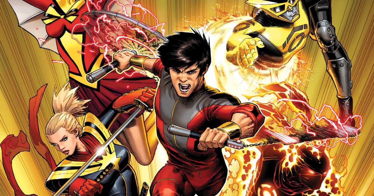 Como os quadrinhos mais recentes de 'Shang-Chi' influenciaram na história do filme?