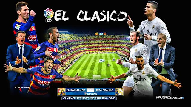 Barcelone VS Real Madrid ...Live HD