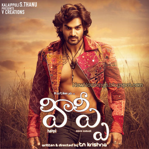 Hippi Kartikeya, Poster, Wallpapers, Stills, Audio CD Cover, First Look