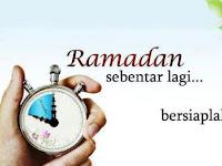 4 Hal Yang Perlu Dipersiapkan Untuk Menyambut Ramadhan
