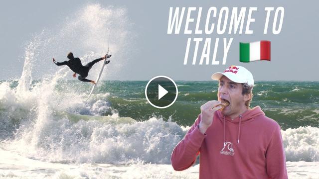 WELCOME TO ITALY WITH LEONARDO FIORAVANTI
