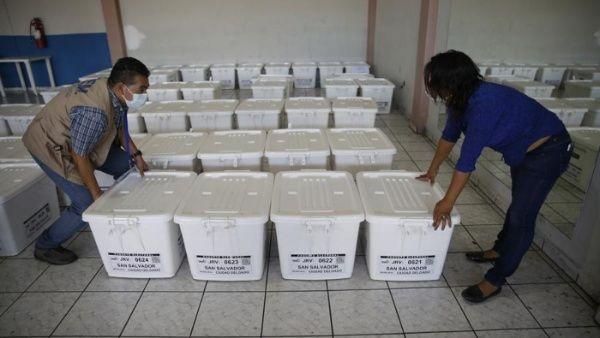 En El Salvador Fiscalia general descarta la posibilidad de fraude electoral