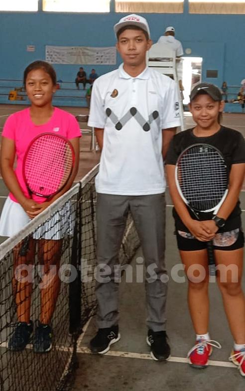 Diah Ayu Melangkah ke Final Turnamen Tenis Amman Mineral Detec Open 2019