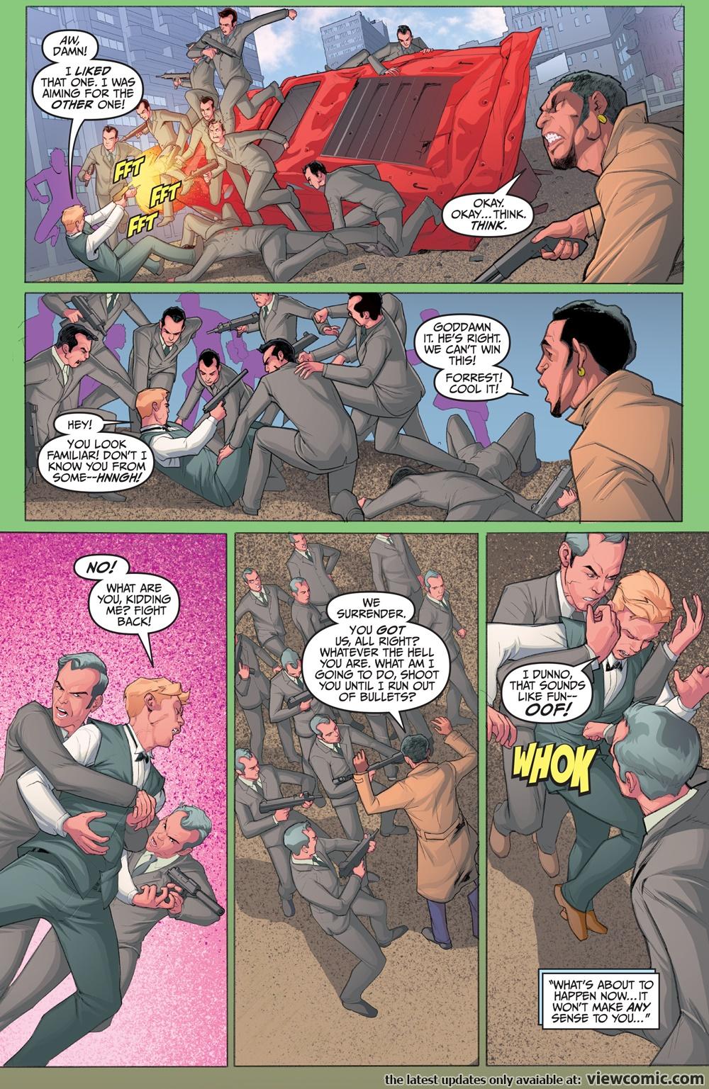 Jackpot 005 (2017) . | Vietcomic.net reading comics online for free