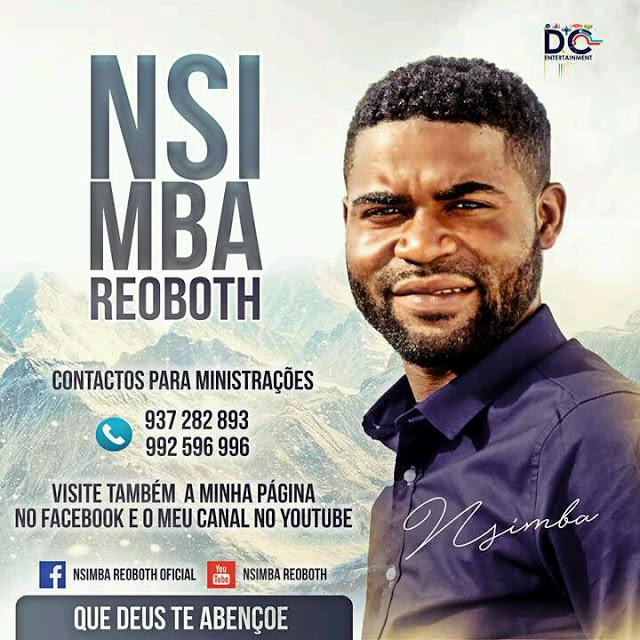 Nova música do Nsimba Reoboth - És Maravilhoso Senhor