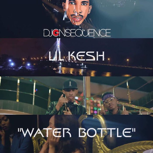 DJ Consequence Lil kesh