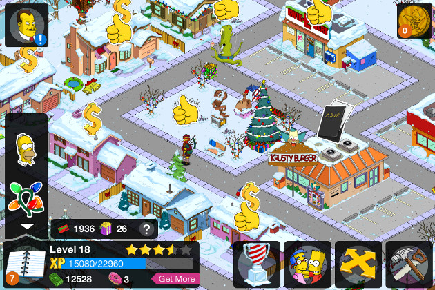 The Simpsons Tapped Out v4 18 6 Mod Apk (Free Shopping) ~ Download