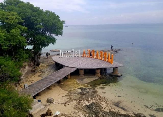 Wisata Pulau Larea-rea Ditutup Sementara, Ini Sebabnya