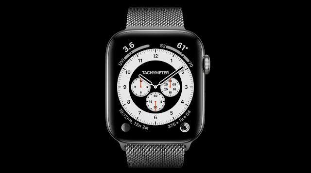 أصدرت Apple الإصدار التجريبي الخامس من تحديث watchOS 7.6