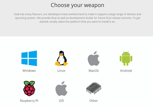 Tutorial cara instal kodi di windows 10/8.1/7 PC