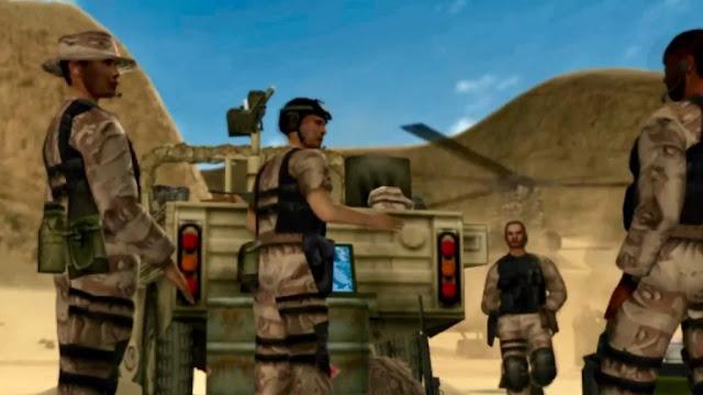 عاصفة الصحراء 1 | تحميل لعبة الأكشن عاصفة الصحراء 1 Conflict Desert Storm للكمبيوتر بحجم 220 ميغا فقط