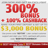 Red Stag Casino | 300% Welcome Bonus and 100% Cash Back