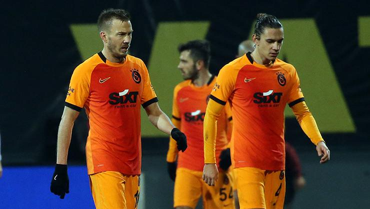 Galatasaray'a ara yaramıyor!