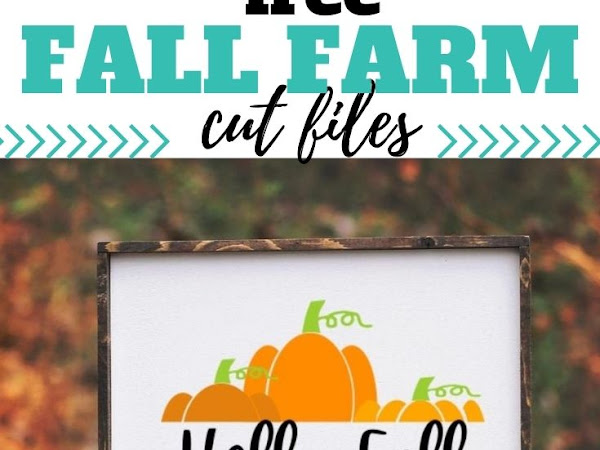 Fall Farm Cut Files