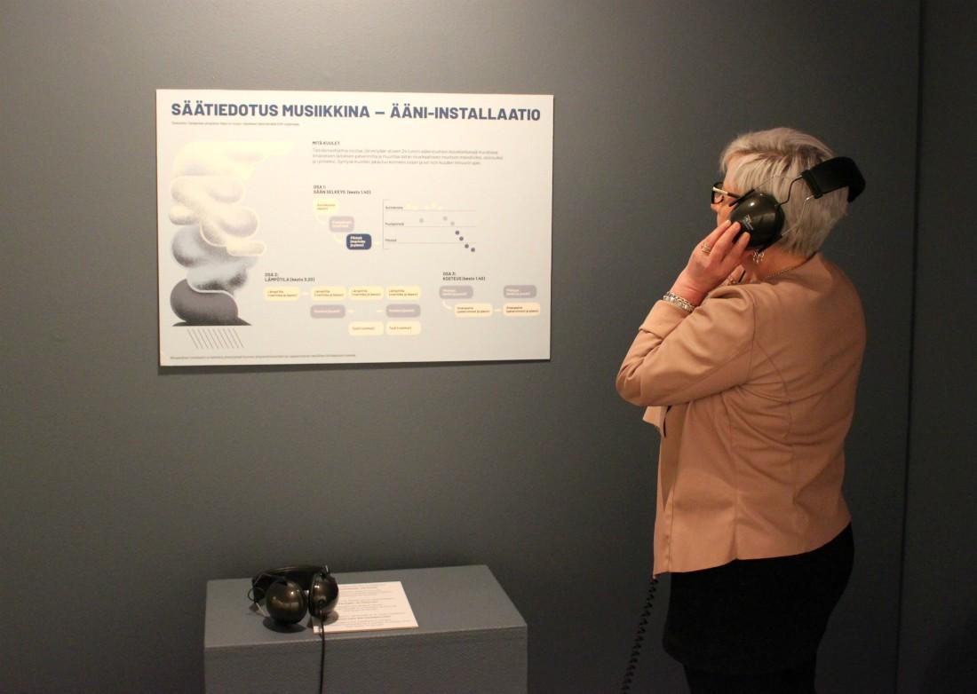 Sadejuovia ja pilvisäteitä, Järvenpään taidemuseo, Saaran lautasella, Keski-Uudenmaan blogit - KUBLO, Rouva Sana