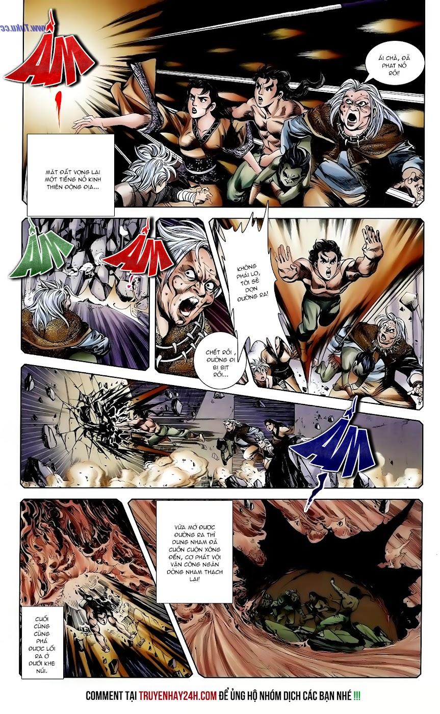 Cơ Phát Khai Chu Bản chapter 105 trang 12